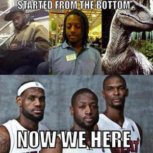 We're hoping that the Miami Heat have a good sense of humor and are ...