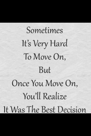Overcoming hurt
