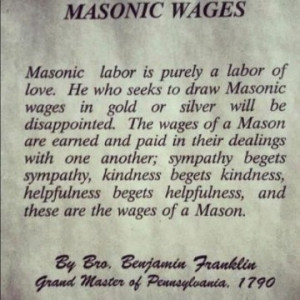 Some Interesting Masonic History