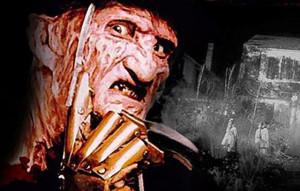 Freddy Krueger Quotes Famous Make-up as freddy krueger