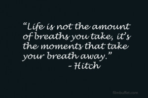 Hitch Quotes Never Lie...