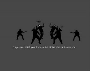 Related Pictures funny funny quotes ninjas