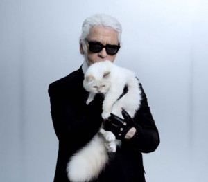 QOTD: Karl Lagerfeld Wants Choupette To Be His Wife