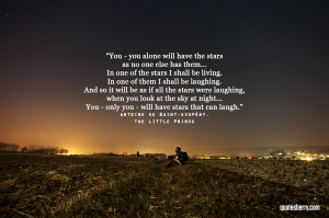 ... have the stars as no one else has them in one of the stars i shall