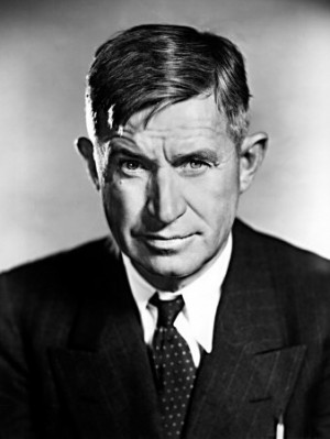 Will Rogers, Portrait from the Early 1930's Premium Poster