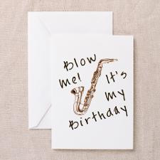 Unique Funny 50th birthday Greeting Card