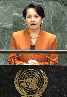 Gloria Macapagal-Arroyo - Current President of the Phillipines