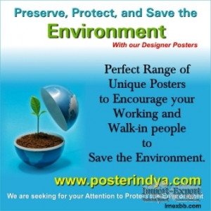 creating Environment we all need to contribute in this mission.