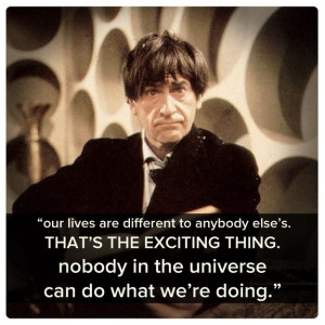 ... Doctor (Patrick Troughton)   11 Best Quotes Of The First 11 Doctors