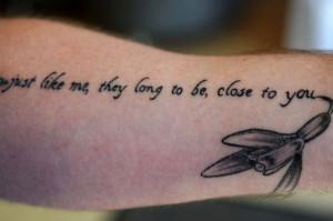 Memorial Tattoos For Grandma Remembrance tattoos