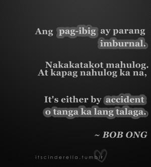 pagsisiksikan ung sarili mo kung walang pwesto para sayo eh meron ...