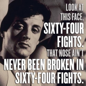 Go Back > Gallery For > Mickey Rocky Quotes