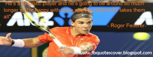 Rafael Nadal Quotes And Cover Photos