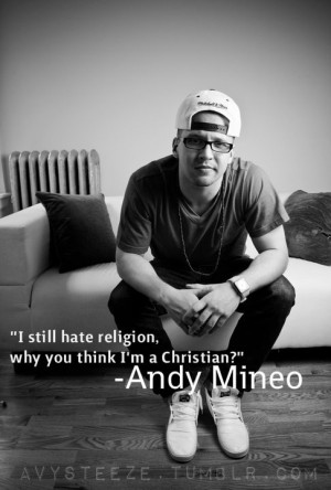 ... Andy Mineo, Christian Music, 116 Clique, Christian Rap Quotes, Andy