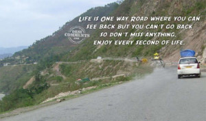 Road Quotes About Life