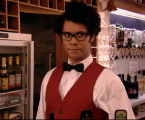 QUOTE OF THE DAY - Moss, The IT Crowd