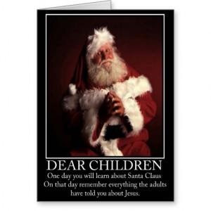 Atheist Christmas Meme