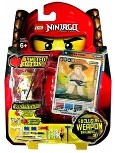 LEGO Ninjago Limited Edition Set #4623546 Sensei Wu Includes 9 ...