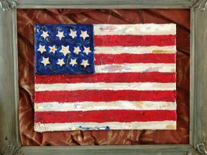 American Flag 13 Colonies War