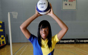 ... -Chambers is on a mission to see netball become an Olympic sport