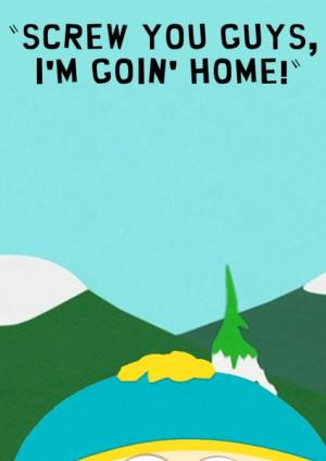 South Park Cartman...