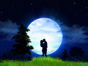 Moonlight Love 800×600 Wallpaper