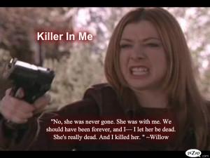 Willow accepts Tara's death