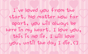 cute missing you quotes myspace boyfriend sayings