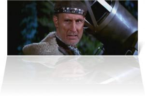 James Cromwell as Dr. Zefram Cochrane in Star Trek - First Contact ...