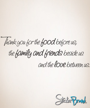 you quotes for friends and family thank you quotes for friends and ...