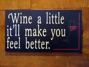 Quotes Funny Birthday Wine...