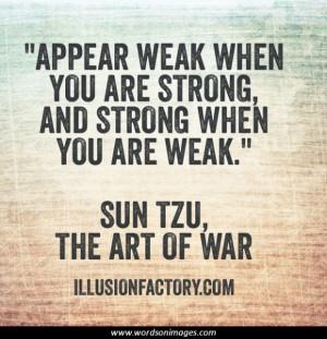 sun tzu quotes religion