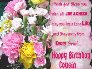 May You Live A Long Life