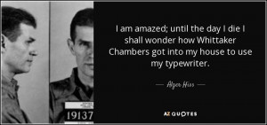 Alger Hiss Quotes