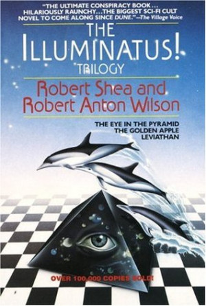 """Start by marking """"The Illuminatus! Trilogy: The Eye in the Pyramid ..."""