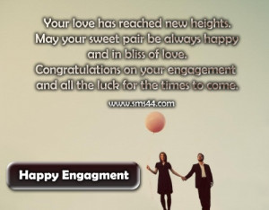engagement quotes for cards quotesgram