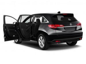 2014 Acura RDX FWD 4-door Tech Pkg Open Doors