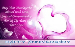 anniversary wish messages with beautiful anniversary greeting card ...