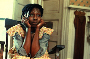 Whoopi Goldberg, I think, is a perfect choice to perform Celie