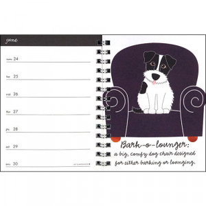 Home > Obsolete >Pawsitive Wisdom 2013 Small Engagement Calendar