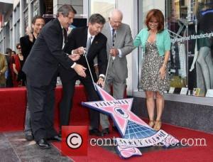 Picture Supervisor Zev Yaroslavsky at Star On The Hollywood Walk Of