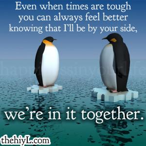 jpg penguins in love quotes funny penguin quotes emperor penguin ...