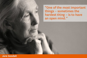 These are the jane goodall inspiration sayings and quotes Pictures