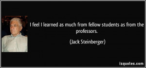More Jack Steinberger Quotes