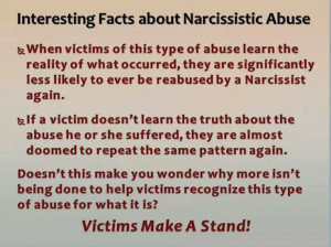 ... stand. A recovery from narcissistic sociopath relationship abuse