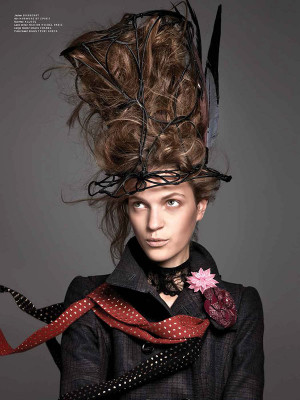 Big Hair Friday – The Mad Hatter