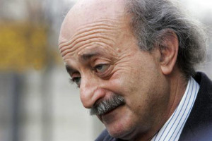 Progressive Socialist Party leader Walid Jumblatt warned Sunday of the ...