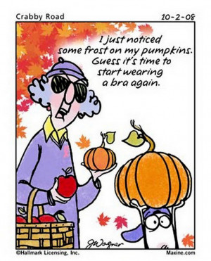 Here's a blast of Maxine cartoons that I found rather funny.