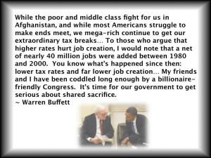 Quotes: Buffett, Warren, and FDR