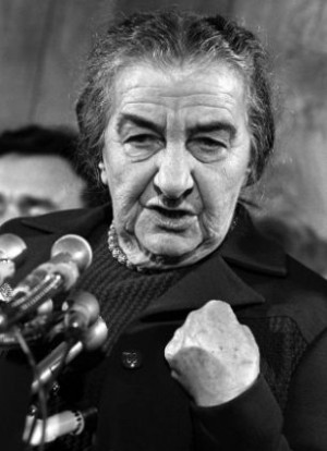 Quotes: Golda Meir